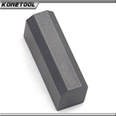Snow Plow Carbide Inserts - Custom Shape